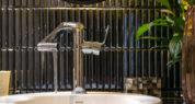 premium room bathroom sink