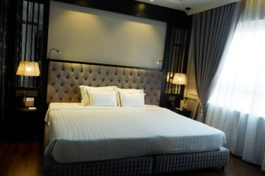 premium room double bed