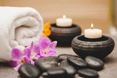 imperial hotel spa hot stone massage