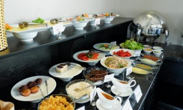 imperial restaurant breakfast buffet dishes